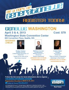 Coldwell Banker GenBlue Conference