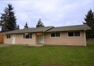 8424 Queets Dr NE, Lacey WA home for sale under $200,000