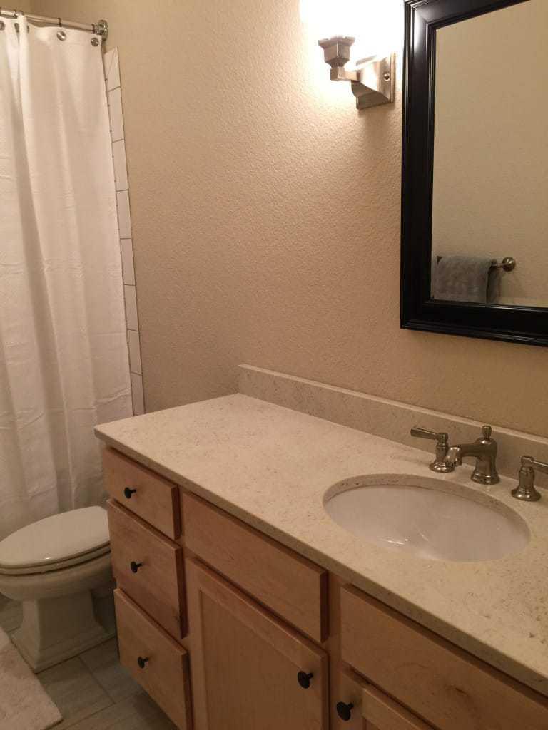 Bathroom remodel 8a