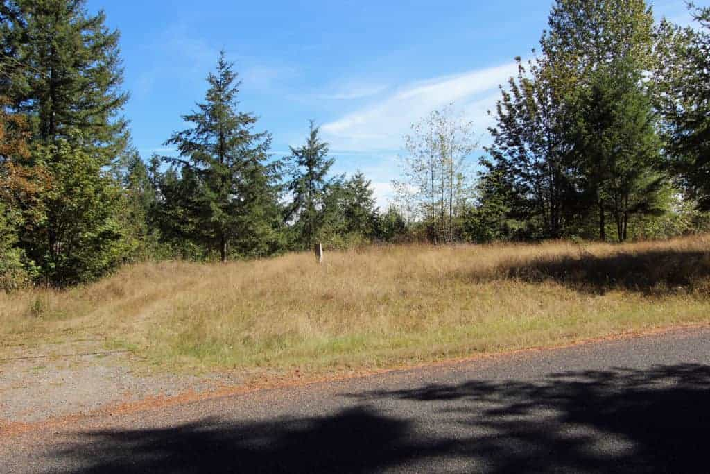 8026 Dawn Hill Dr SE Olympia WA - 1.24 acre parcel for sale