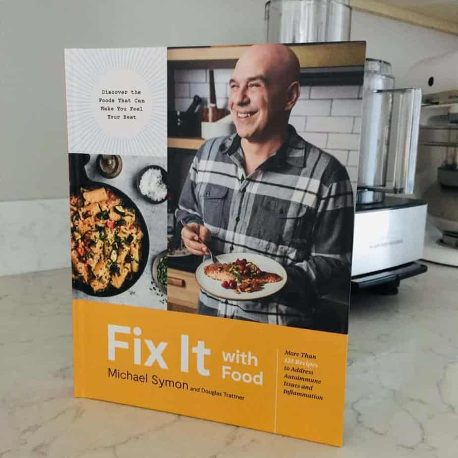 Fix It With Food by Michael Symon book cover